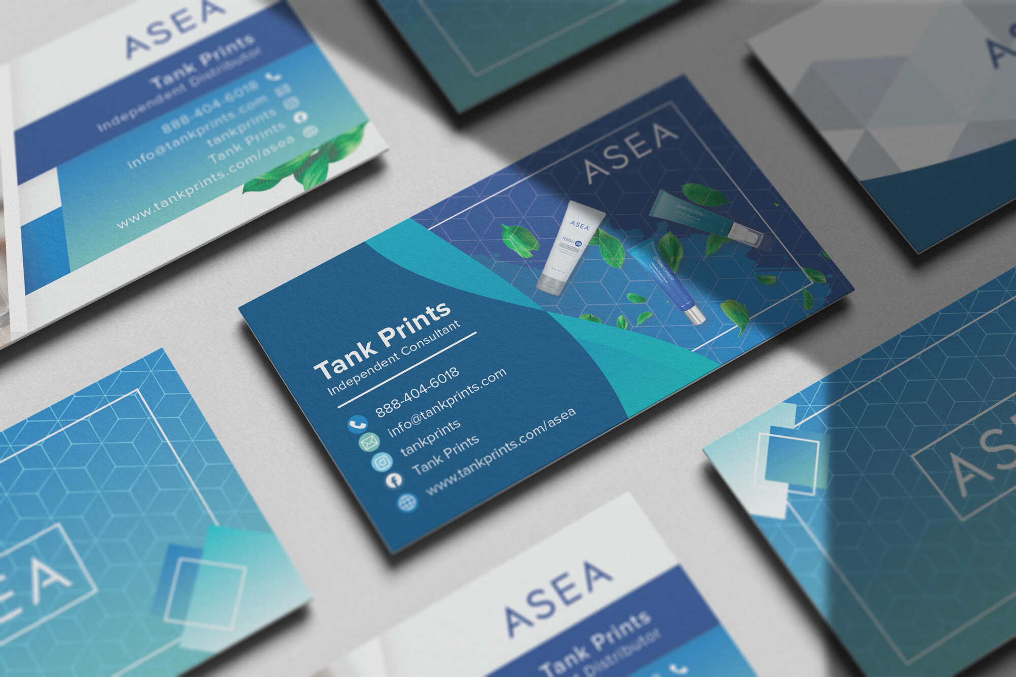 ASEA Business Cards