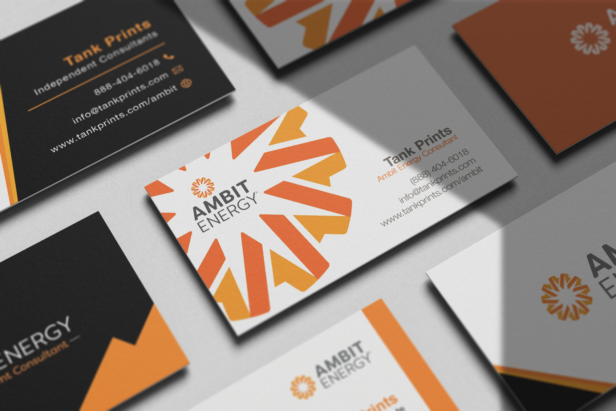 Ambit Business Cards