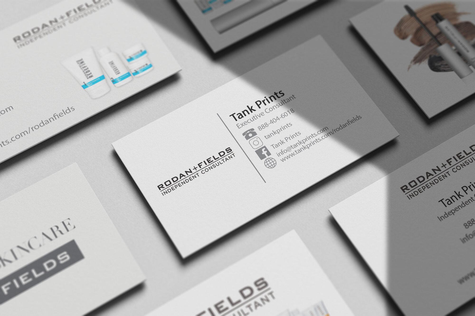 Rodan & Fields Business Cards