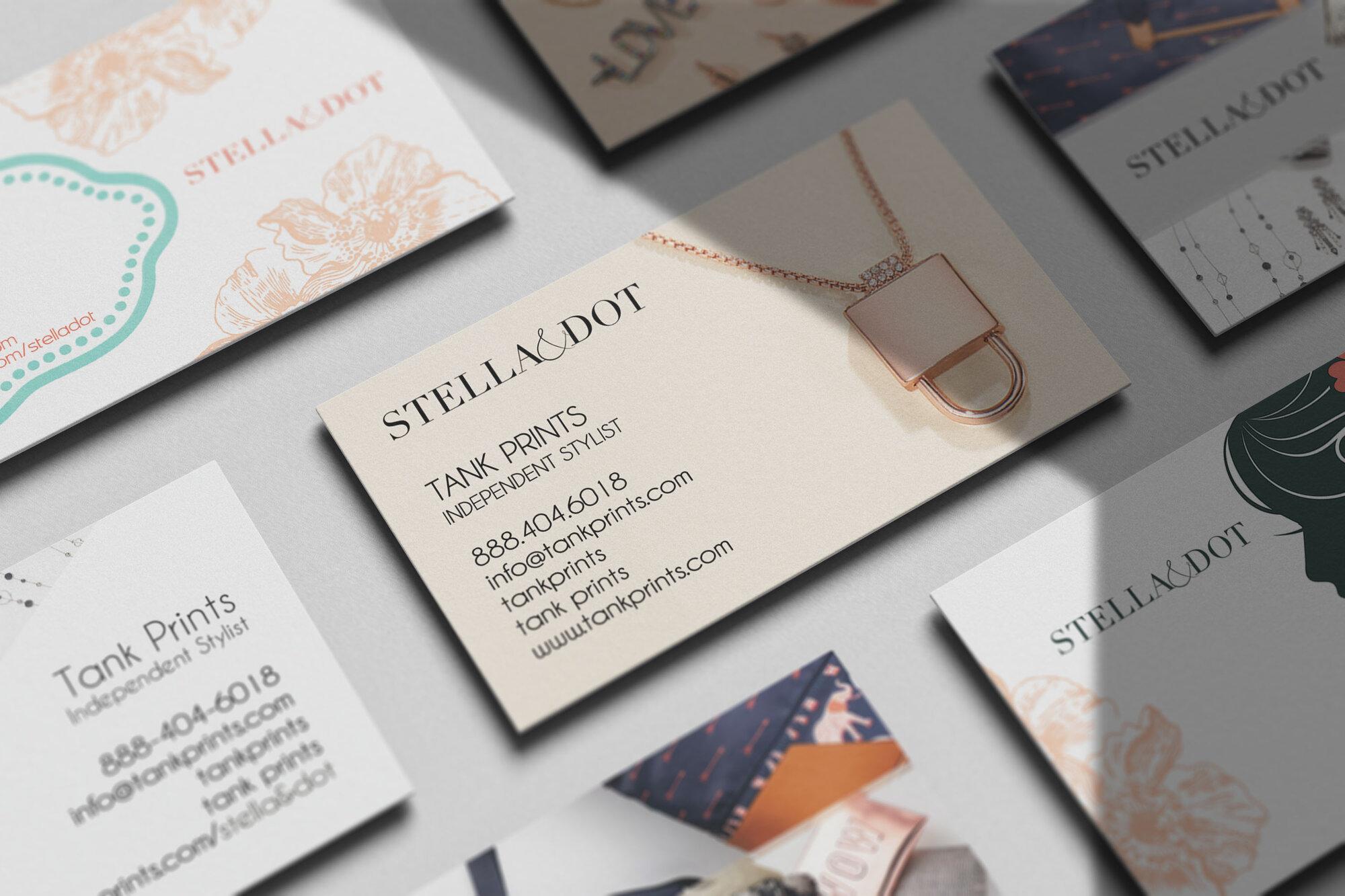 Stella & Dot Business Cards