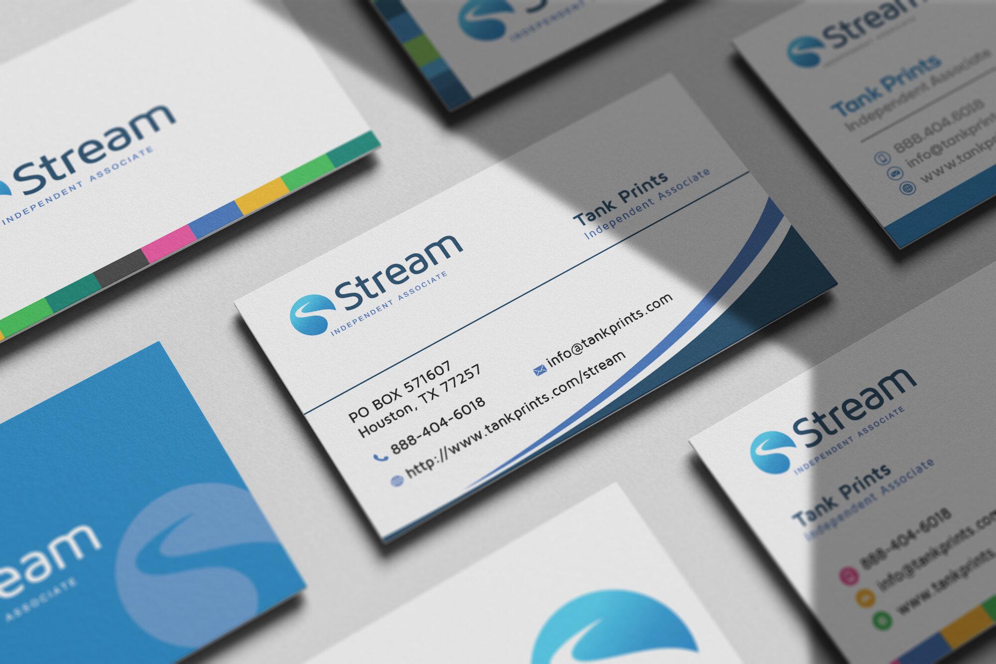 Stream Energy Business Cards
