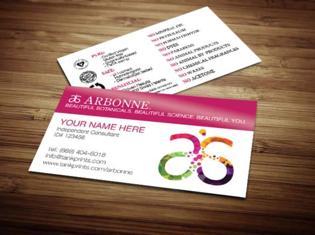Arbonne Design 5 Pink