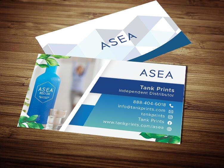 ASEA Business Card Design 1