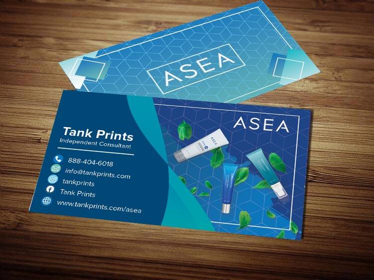 ASEA Business Card Design 2